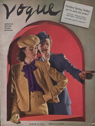 Cover for the March 15 1943 issue