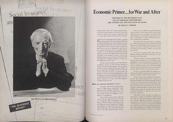 Article Preview: Economic Primer... for War and After, March 15 1943 | Vogue