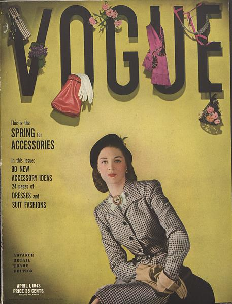 Issue: - April 1 1943 | Vogue