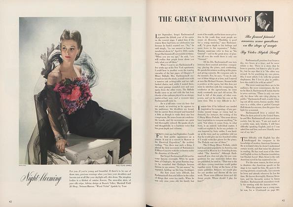 The Great Rachmaninoff