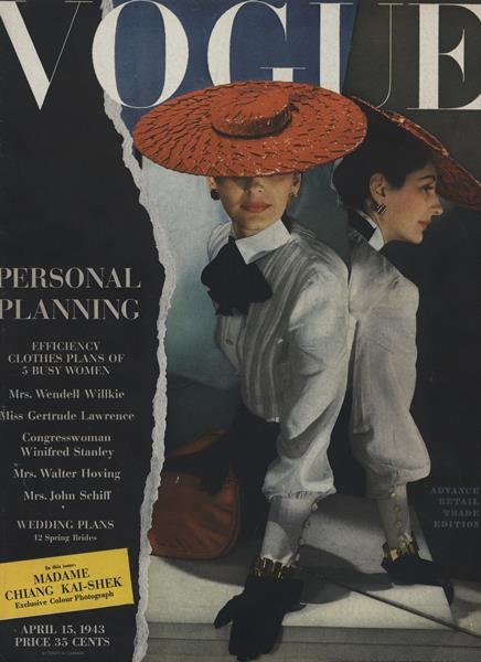 Issue: - April 15 1943 | Vogue