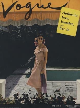 Cover for the May 1 1943 issue