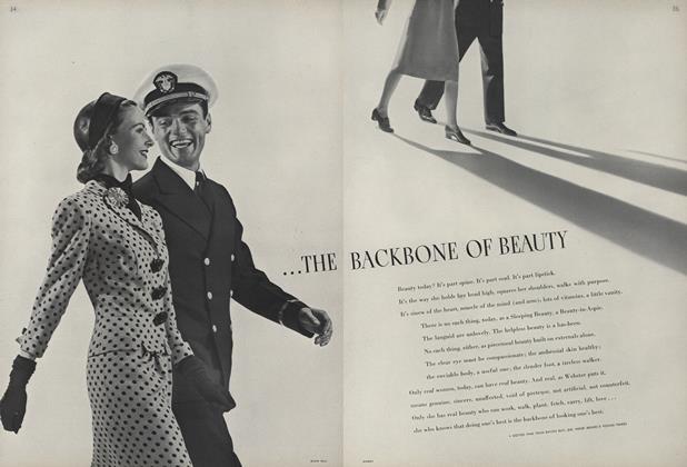 The Backbone of Beauty
