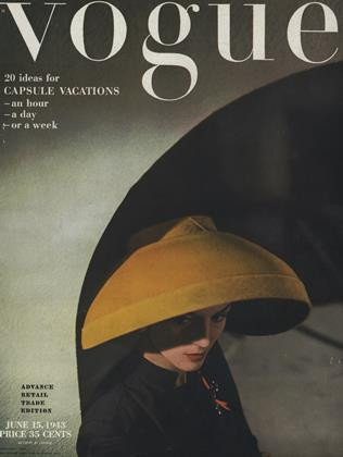 Cover for the June 15 1943 issue