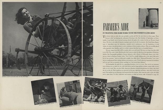 Farmer's Aide