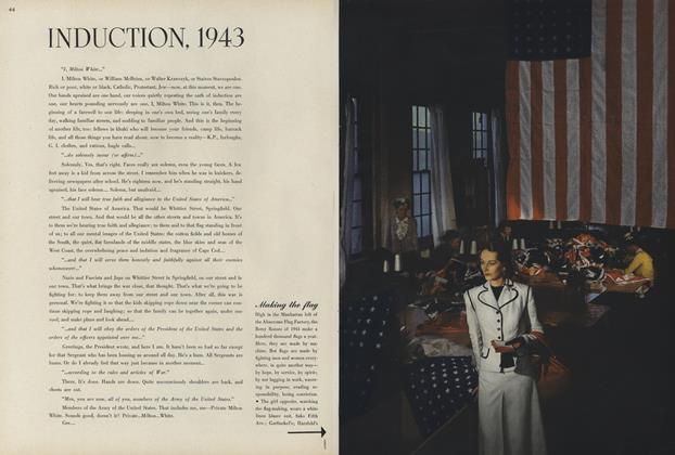 Induction, 1943