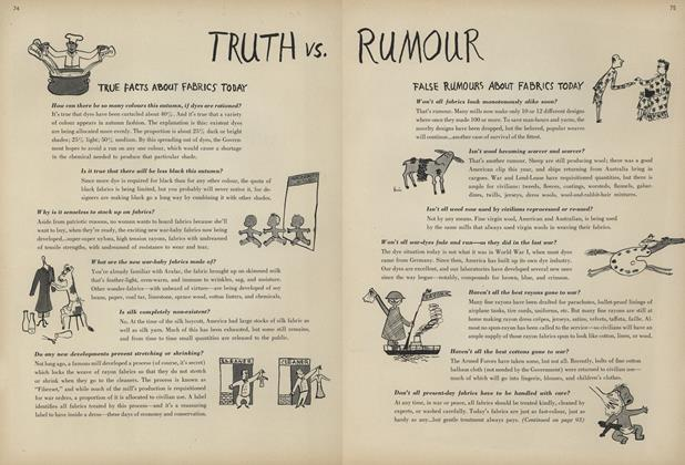Truth vs. Rumour