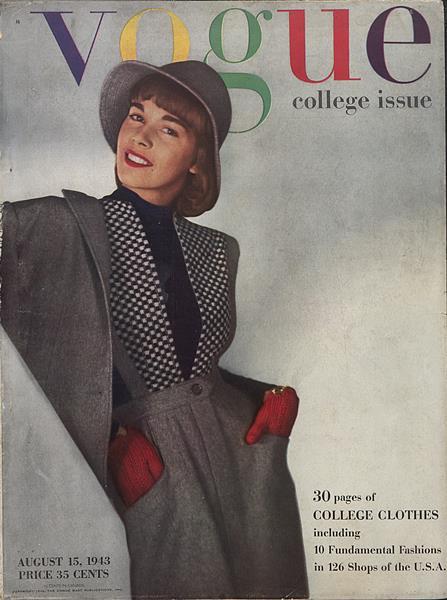 Issue: - August 15 1943 | Vogue