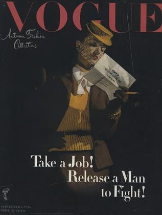Cover for the September 1 1943 issue
