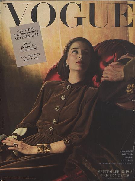 Issue: - September 15 1943 | Vogue