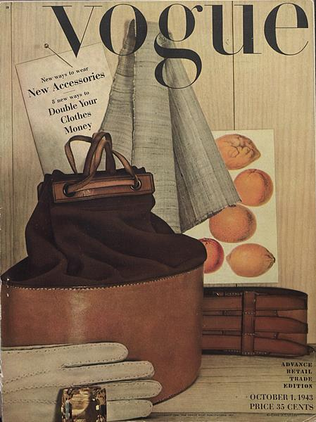 Issue: - October 1 1943 | Vogue