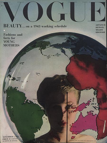 Issue: - November 1 1943 | Vogue