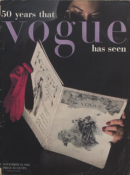 Issue: - November 15 1943 | Vogue