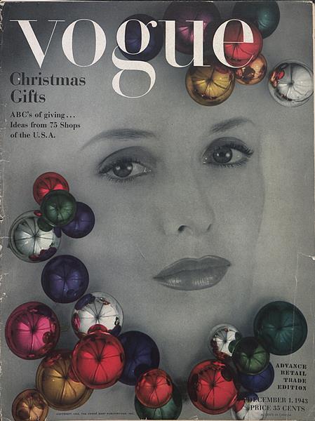 Issue: - December 1 1943 | Vogue