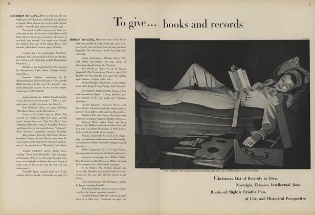 Records to Give
