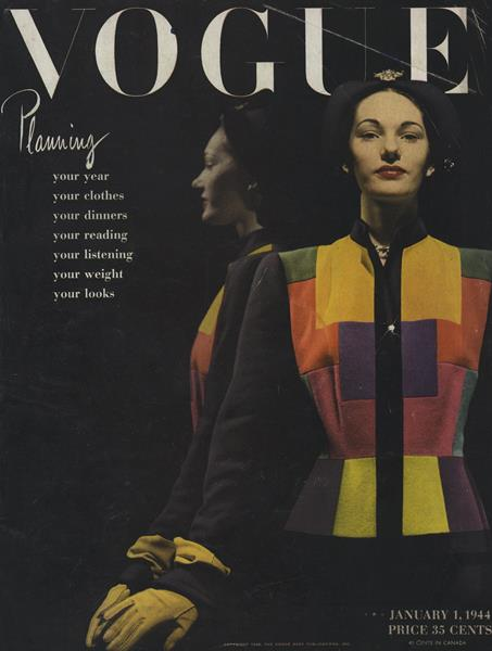 Issue: - January 1 1944 | Vogue