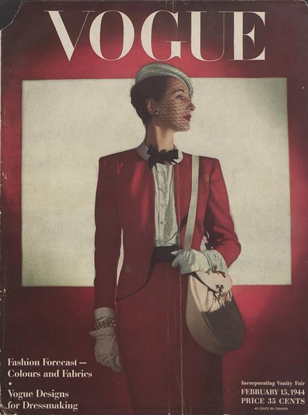 Issue: - February 15 1944 | Vogue