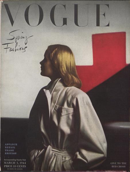 Issue: - March 1 1944 | Vogue