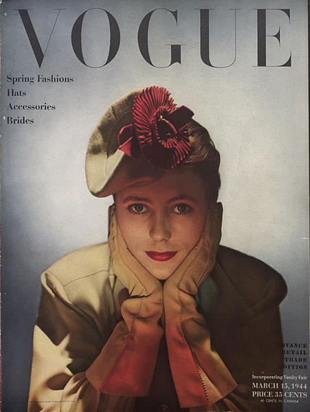 Issue: - March 15 1944 | Vogue