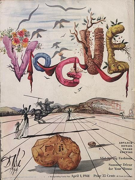 Issue: - April 1 1944 | Vogue