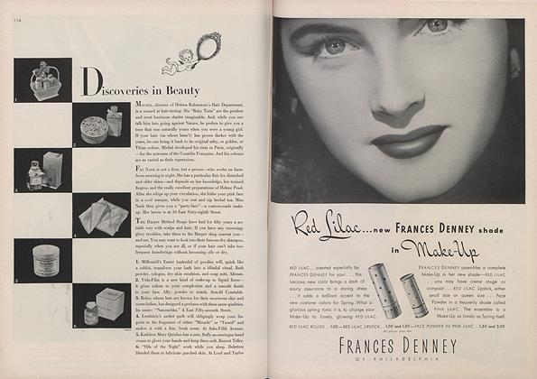 "Article Preview: ""Baby Tints"" Hair-Tinting Products by Helena Rubenstein/Fay Nash..., April 1 1944 