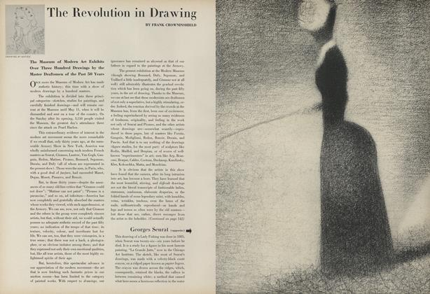 The Revolution in Drawing