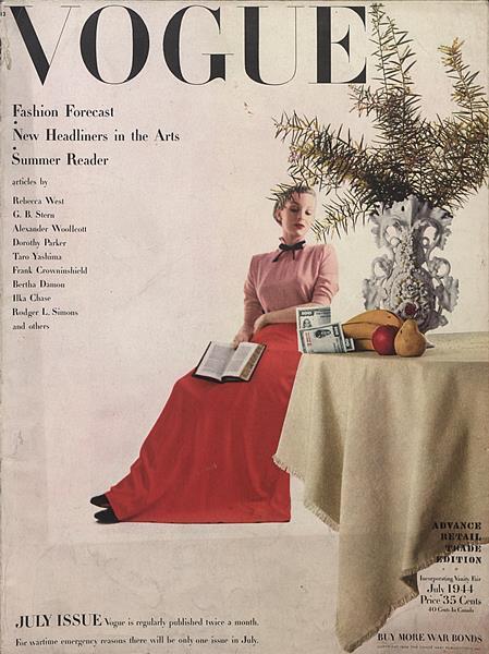 Issue: - July 1944 | Vogue