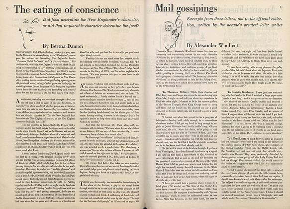 Mail Gossipings