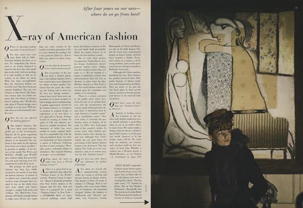 X-ray of American Fashion