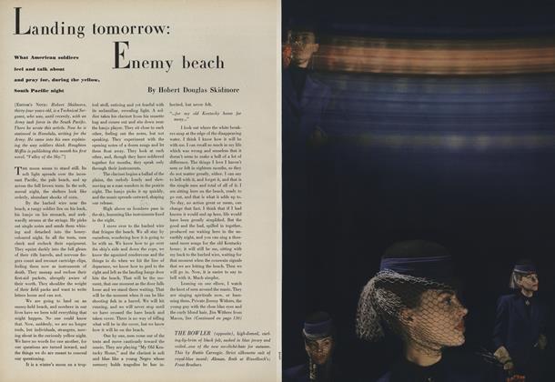 Landing Tomorrow: Enemy Beach