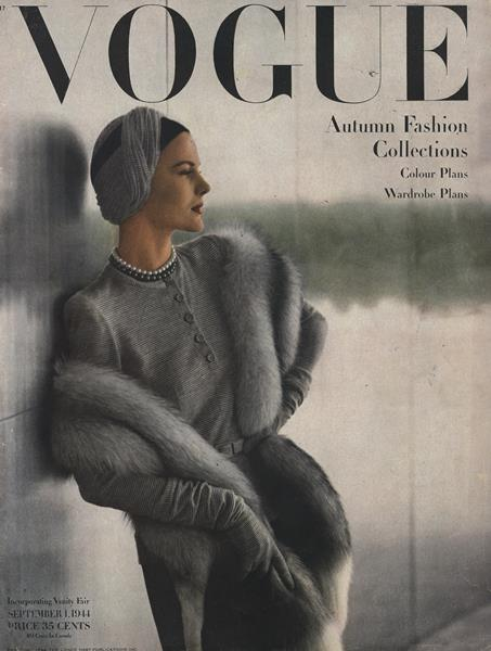 Issue: - September 1 1944 | Vogue