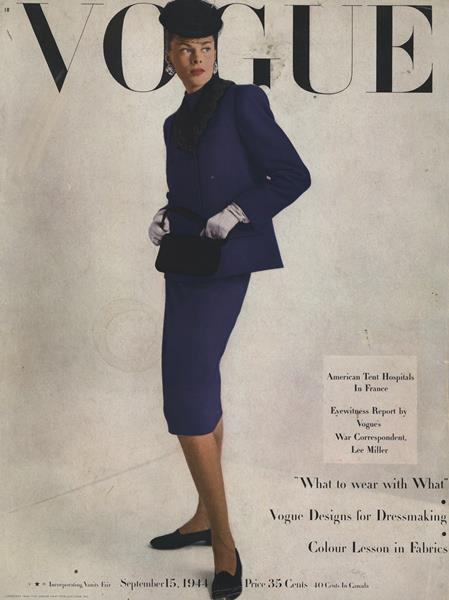 Issue: - September 15 1944 | Vogue