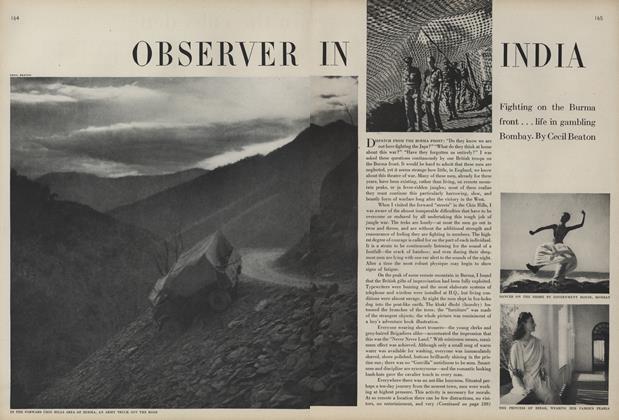 Observer in India