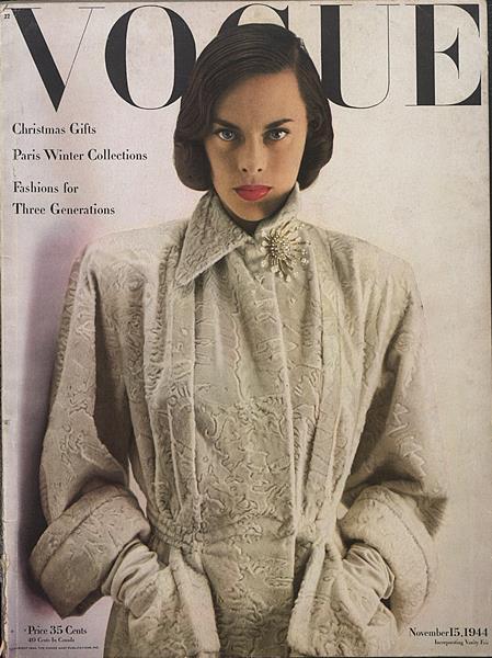 Issue: - November 15 1944   Vogue