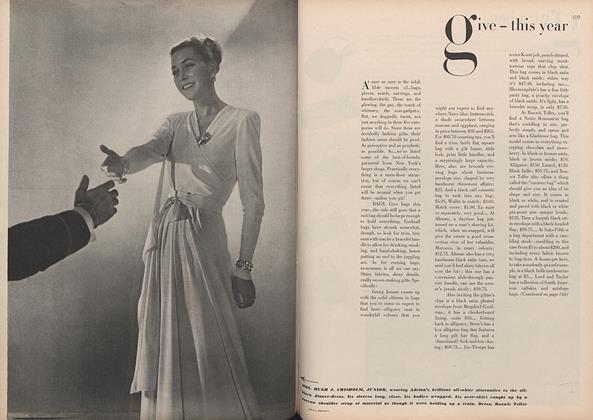 White for Evening/Mrs. Hugh J. Chisholm, Junior