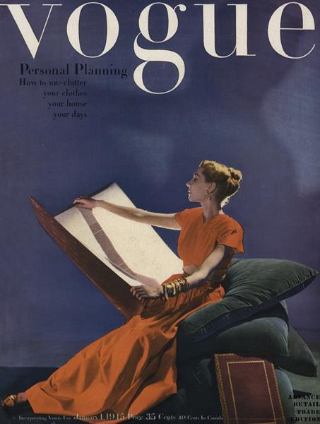 Issue: - January 1 1945 | Vogue