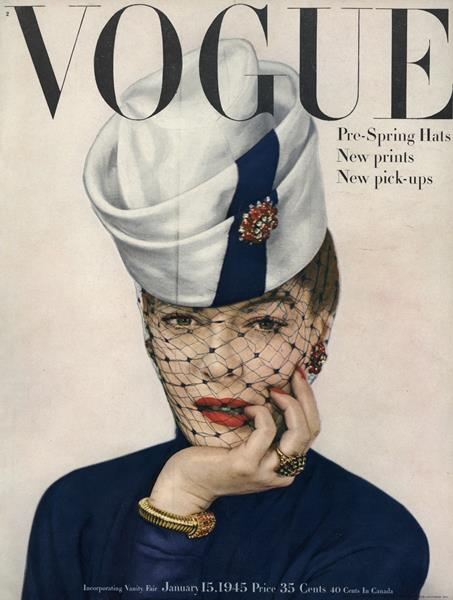 Issue: - January 15 1945 | Vogue