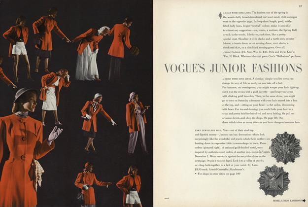 A Coat with Nine Lives/A Dress with Nine Lives...
