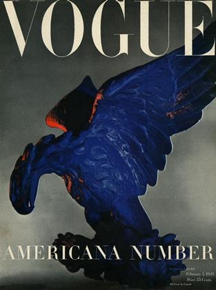 Cover for the February 1 1945 issue