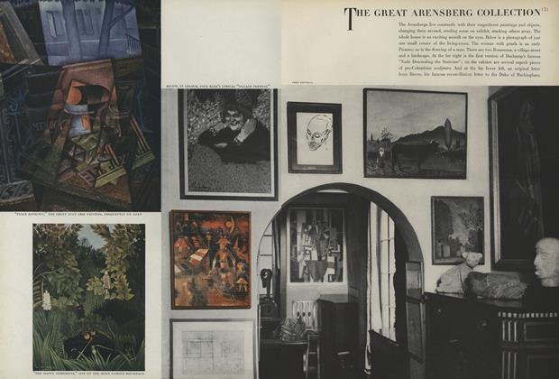 Great Art in Four California Houses: From the Great Arensberg Collection