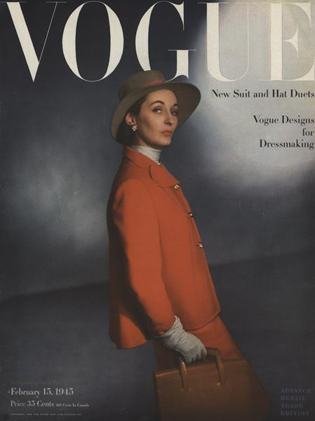 Issue: - February 15 1945 | Vogue