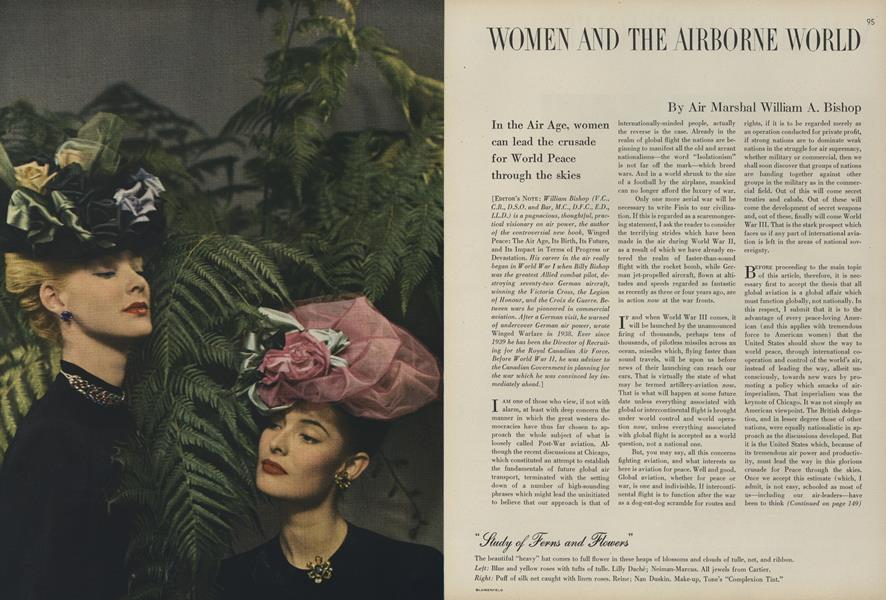Women and the Airborne World