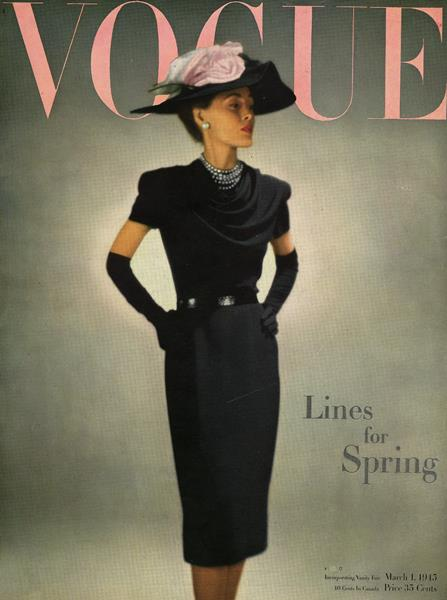 Issue: - March 1 1945 | Vogue