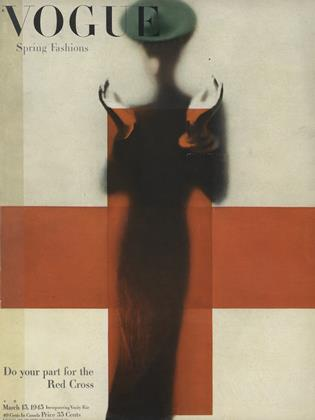Cover for the March 15 1945 issue