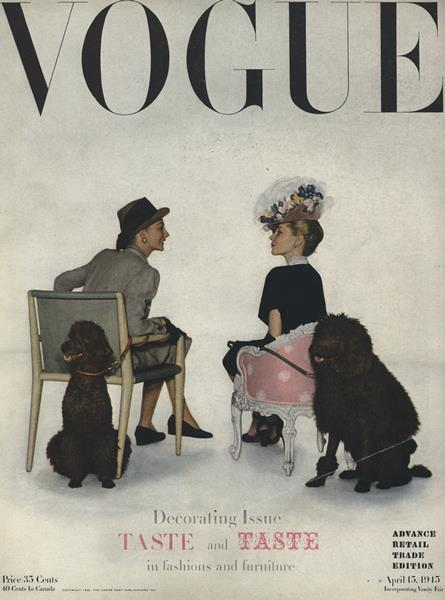 Issue: - April 15 1945 | Vogue
