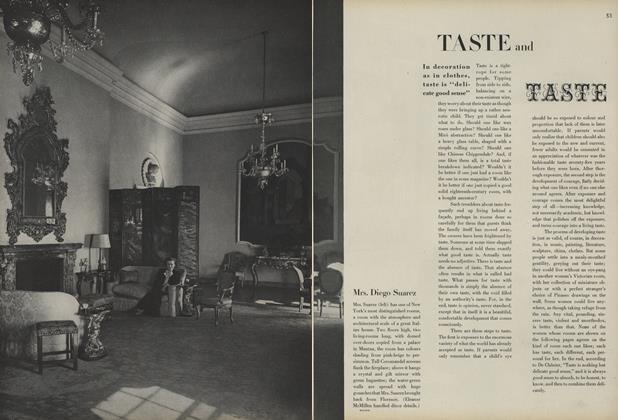 Taste and Taste