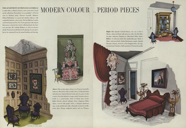 Modern Colour...Period Pieces
