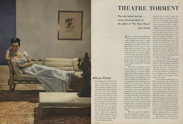 Theatre Torment
