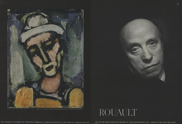 Rouault...Monk of Art