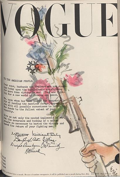 Issue: - June 1945 | Vogue